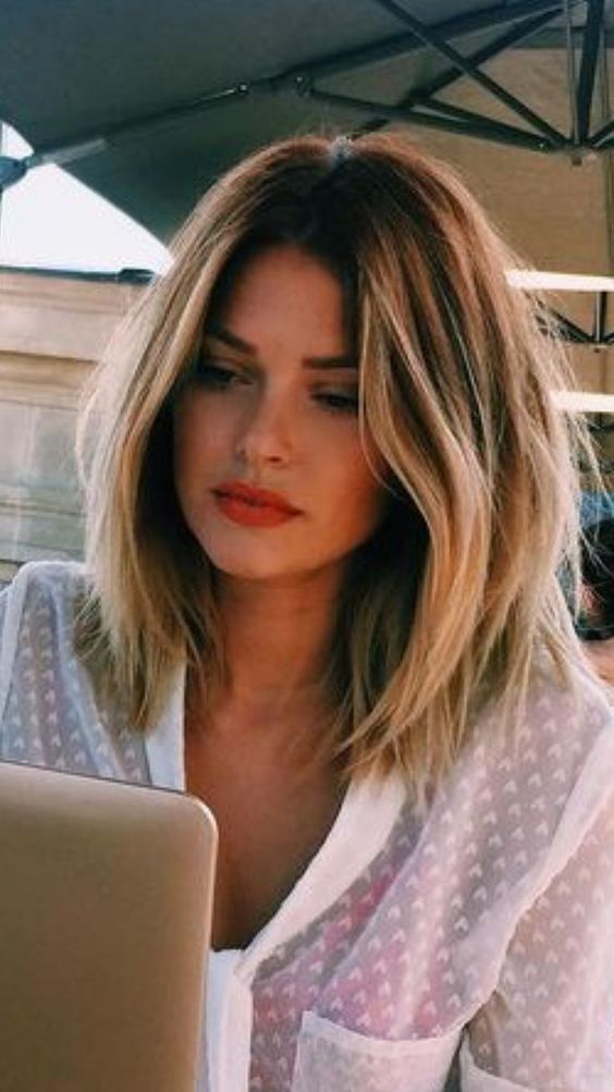 50 Best Medium Length Hairstyles 2019