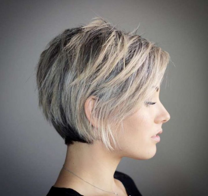 30 Amazing Short Hairstyle Ideas For 2020 The Swag Fashion