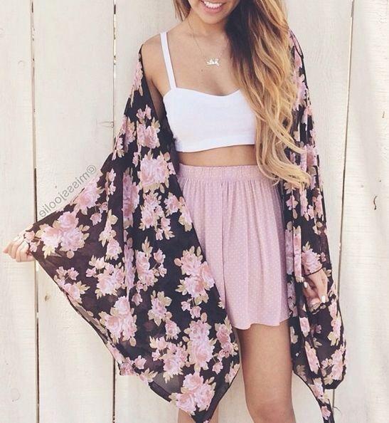 3a40b7a0d2f7 25+ Causal & Cute Summer Outfit Ideas   The Swag Fashion